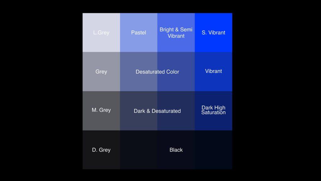 popular colors