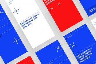 Bravo Studio App Design
